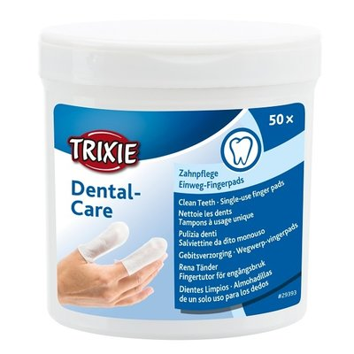 Trixie Dental Care Vingerpads