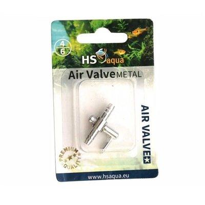 HS Aqua Luchtkraan Metaal 4-6 mm
