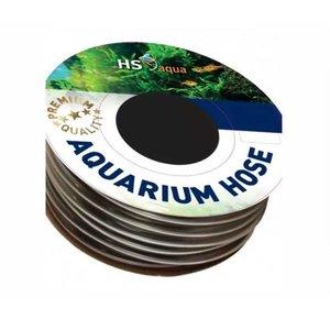 HS Aqua Luchtslang Antraciet 4-6 mm per meter te bestellen