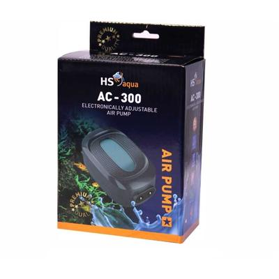 HS Aqua Luchtpomp AC Regelbaar