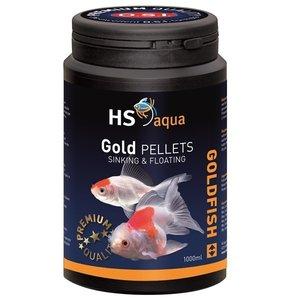 HS Aqua Gold Pellets Goudvis Voer