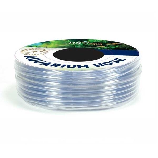 HS Aqua Aquarium Slang  Transparant 12-16 mm Per meter te bestellen