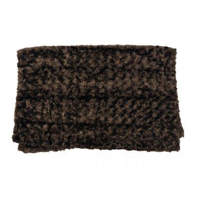 Duvo+ Fleece Deken bruin 150 x 100