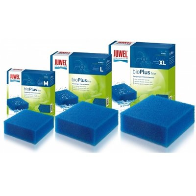 Juwel Filterspons Bioplus Fijn blauw