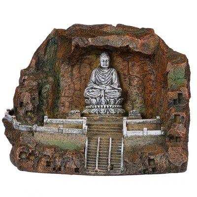 Aqua Della Aquarium Decoratie Buddha cave