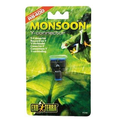 Exo Terra Monsoon Y Verbindingsstuk voor Slang