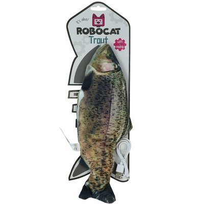 Forel Bewegende Vis met USB