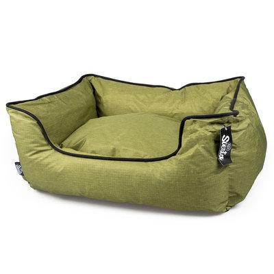 Duvo+ Hondenmand Siesta Olive Green