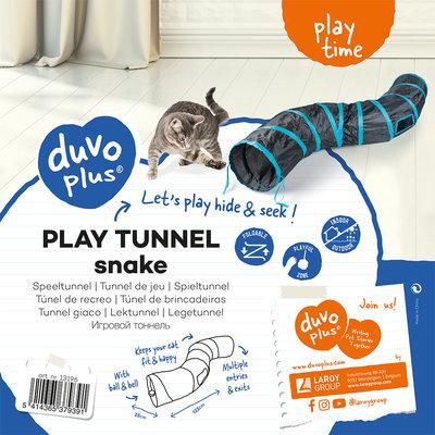 Duvo+ Speeltunnel Kat Snake
