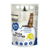 Duvo+ Silica Kattenbakvulling Citroen 5 Liter