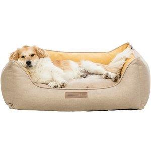 Trixie Hondenmand Lona zand/geel