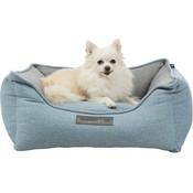 Trixie Hondenmand Lona lichtblauw/grijs