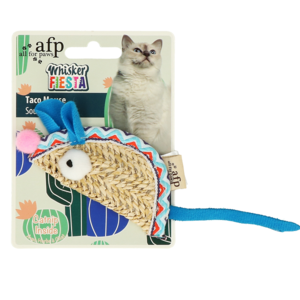 All For Paws Kattenspeeltje Catnip Taco Mouse