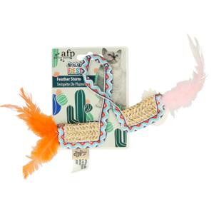 All For Paws Kattenspeeltje Catnip Fiesta Feather