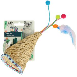 All For Paws Kattenspeeltje Catnip Fiesta Cone Hat
