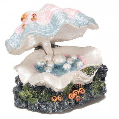 Aqua Della Action Shell with Bubbles