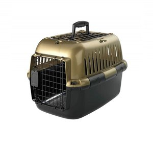 Europet Bernina Transportbox Kat Royal Edition gold