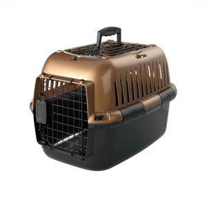 Europet Bernina Transportbox Kat Royal Edition bruin