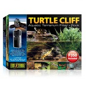 Exo Terra Turtle Cliff met Filter Large