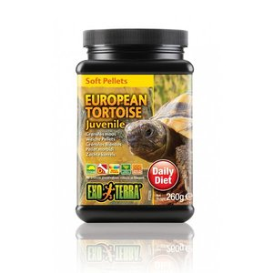 Exo Terra Pellets Jonge Europese Schildpad