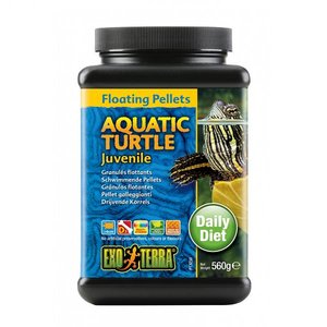 Exo Terra Drijvende Pellets Jonge Waterschildpad