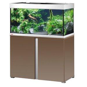 Eheim Aquarium met Meubel Proxima 250 mokka