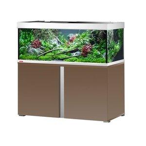 Eheim Aquarium met Meubel Proxima 325 mokka