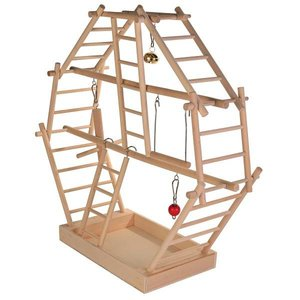 Trixie Houten Ladder Vogel Speeleiland
