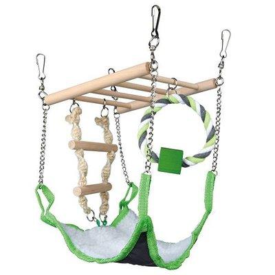 Trixie Hangbrug met hangmat