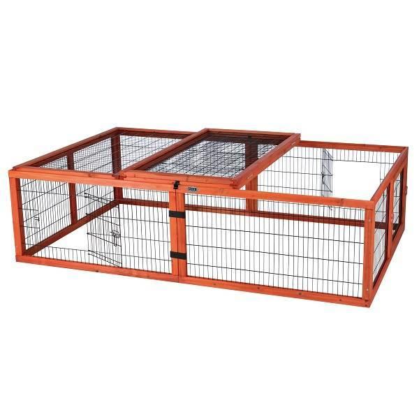 Een konijnenren kopen