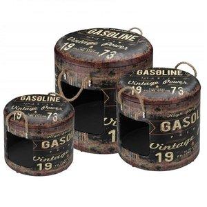 D&D Kattenhuis Gasoline