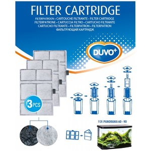 Duvo+ Filter Cartridge voor Panorama