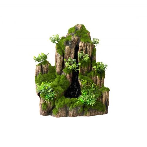 Aqua Della Aquarium Decoratie Waterfall Moss