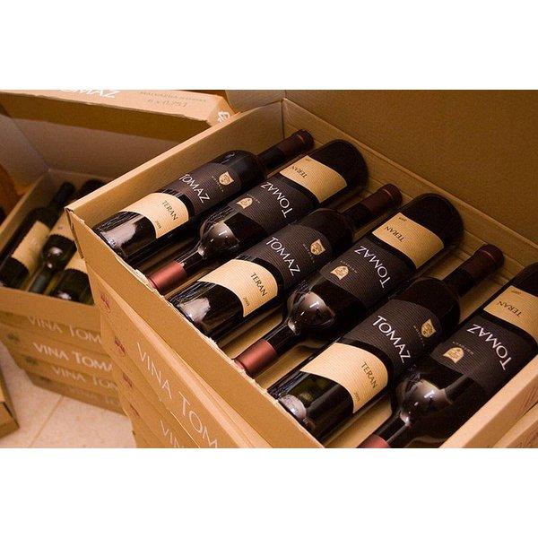 Proefpakket van de wijnkampioen van Istrië: KlaudioTomaz - Met 4 en 5 sterren bekroonde wijnen door PERSWIJN!