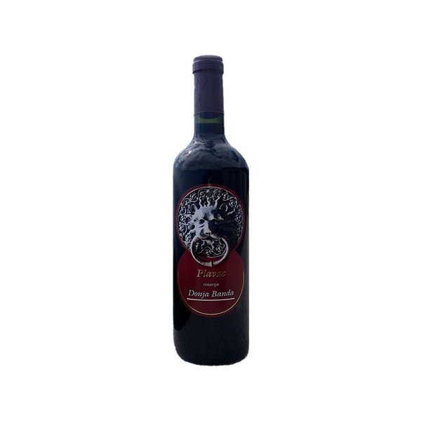 Een klein wijnsensatie van de kleine blauwe druif, de wereldberoemde Plavac!