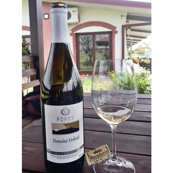 Unieke witte wijn uit Macedonië