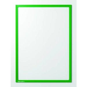 Infotasche grün
