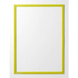 Infotasche gelb
