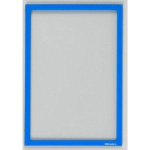 Infotasche blau