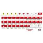FÜsYS Basis-Set Feuerwehr 40 Taktische Zeichen
