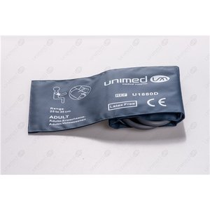 Unimed NIBP Reusable Cuff with inflation bag No Connector Double Tube