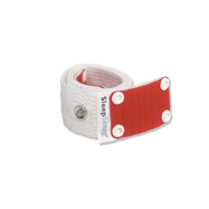 Sleep Sense Medium/Pediatrics, Multiple Use Inductive  Plethysmography Band, 2pcs/pck