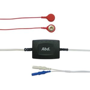 Sleep Sense Inductive Interface Cable-Abdomen, For Alice 5 system