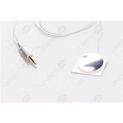 Unimed Disp. Temp. Probe, Philips Medical, 75-90cm, 20pcs/pck