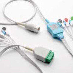 Disposable ECG One piece lead wires