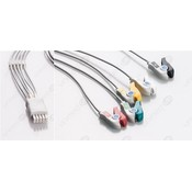 Unimed 5- lead ECG Leadwire, GRABBER, Datascope/Mindray