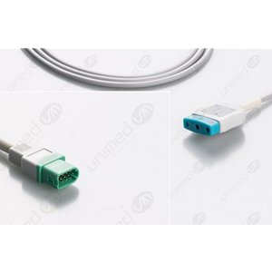 Unimed 3-lead Din Trunk Cable, Datascope/Mindray
