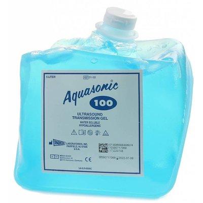 Aquasonic AQUASONIC® 100, Ultrasound transmission gel, Bag, 5L