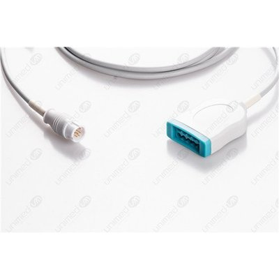 Unimed 10-lead ECG Trunk Cable, Philips/HP