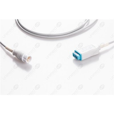 Unimed 3-lead Din Trunk Cable, Philips / HP
